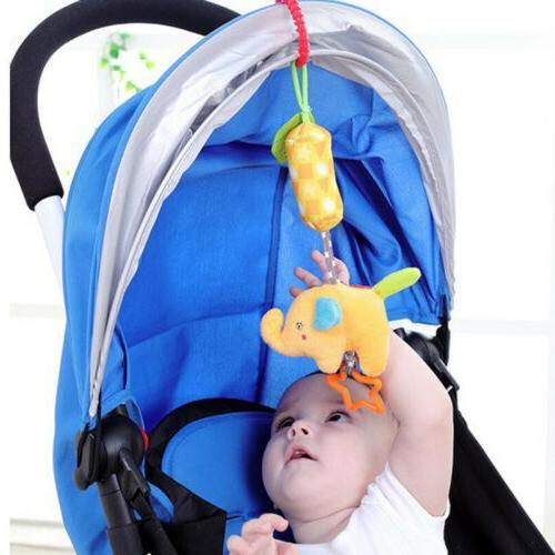 Baby Car Crib Hanging Rattle