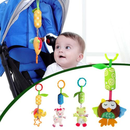 Baby Car Toys Bed Crib Infant Rattle