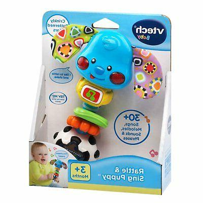 VTech and Sing Puppy
