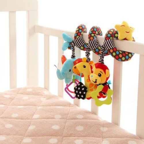 Cute Toy Car Cot Crib Plush