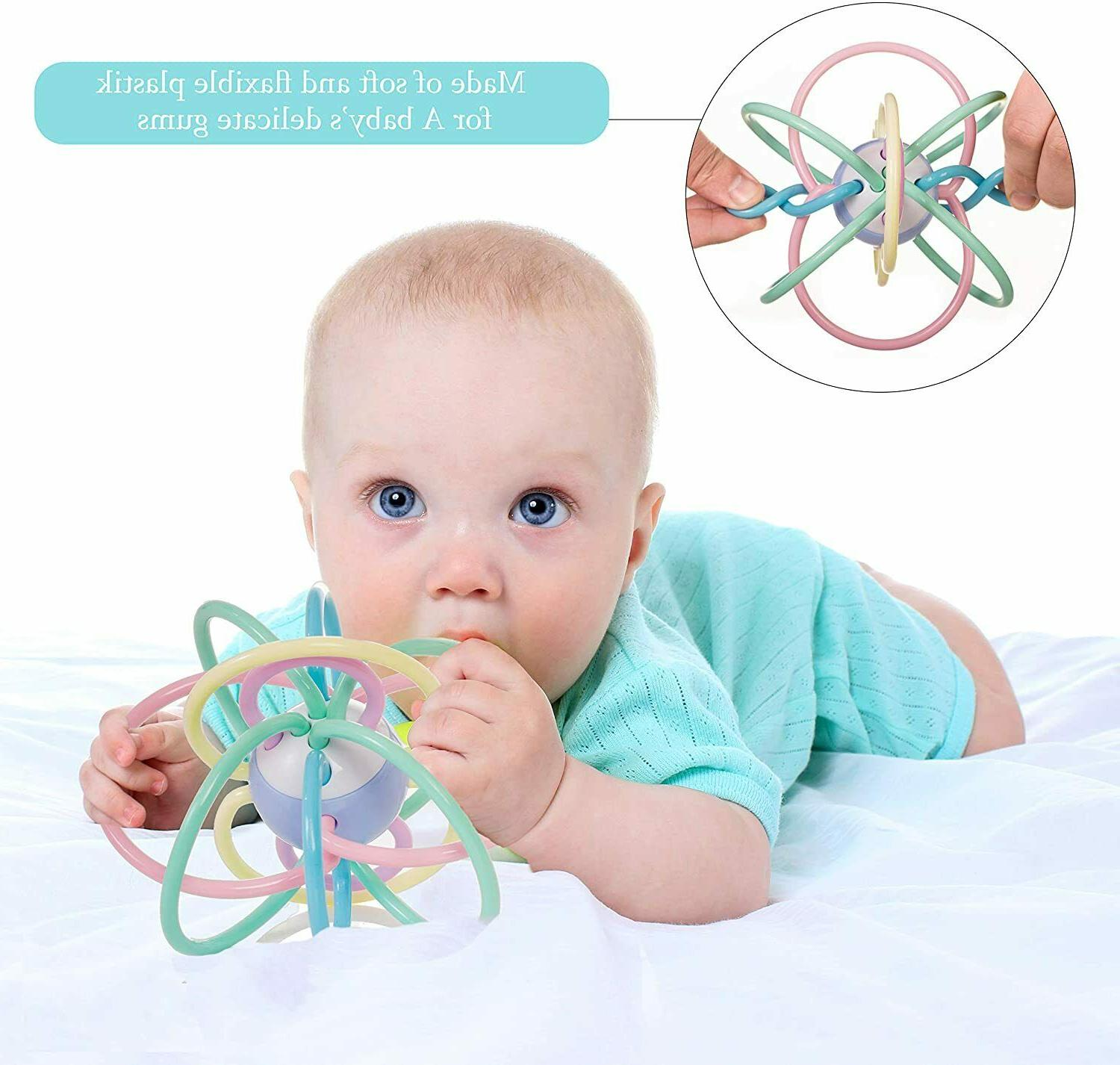 Baby Ball Toy for Soft