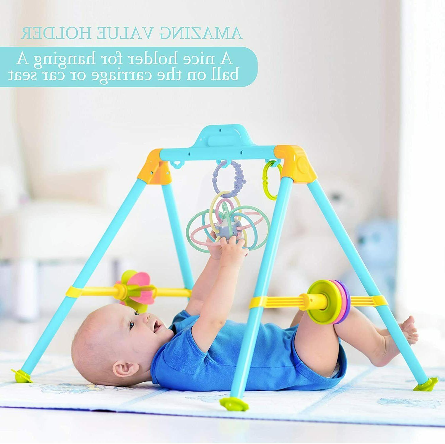 Baby Rattle, Sensory Ball Toy and Fun, Soft