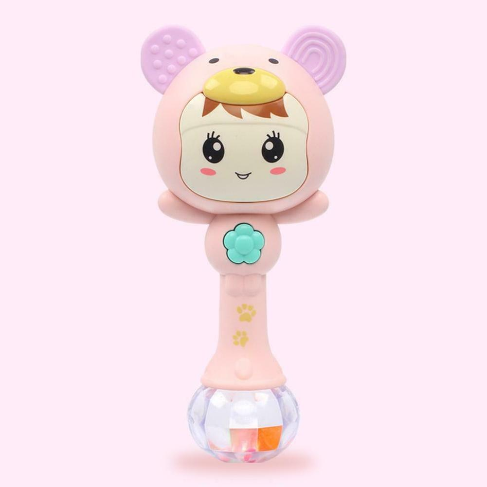 Baby Rattles Bell Learning Toys SS