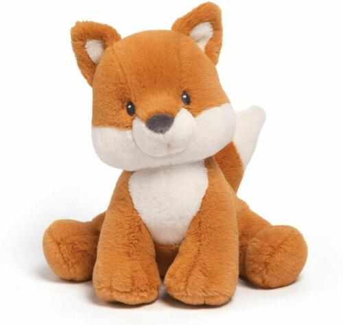 baby rococo fox stuffed animal toy