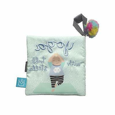 baby stella yoga soft book and baby