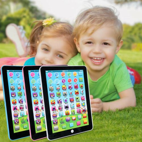 Kids Intelligent Learning Playing Tablet USA