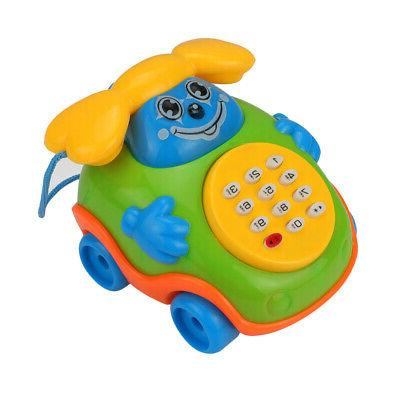 Baby Toys Music Phone Educational Toy Gift