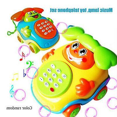 baby toys music cartoon phone educational developmental