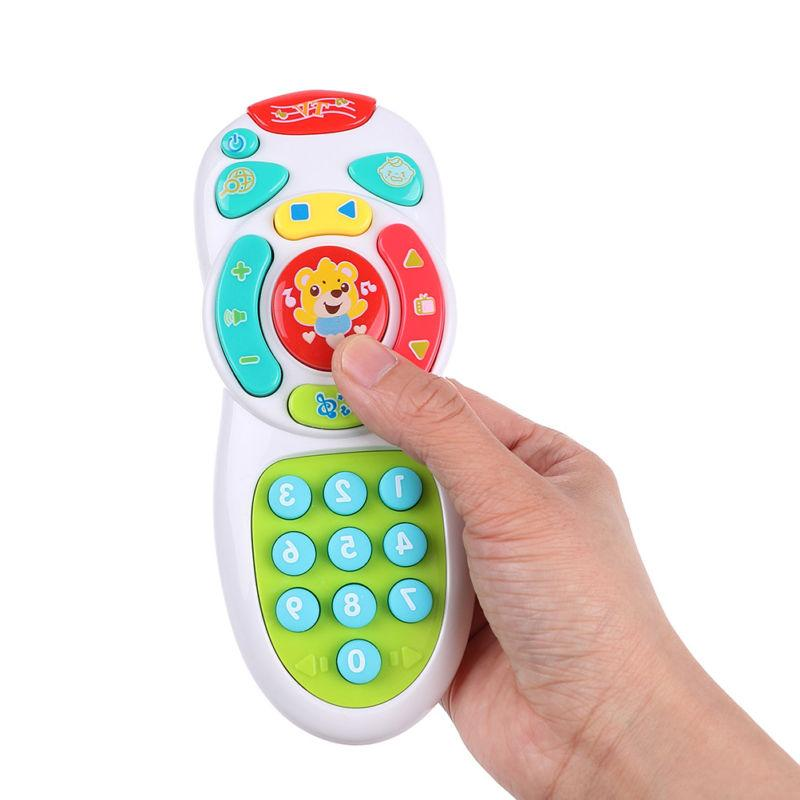Baby music phone control educational toys JF