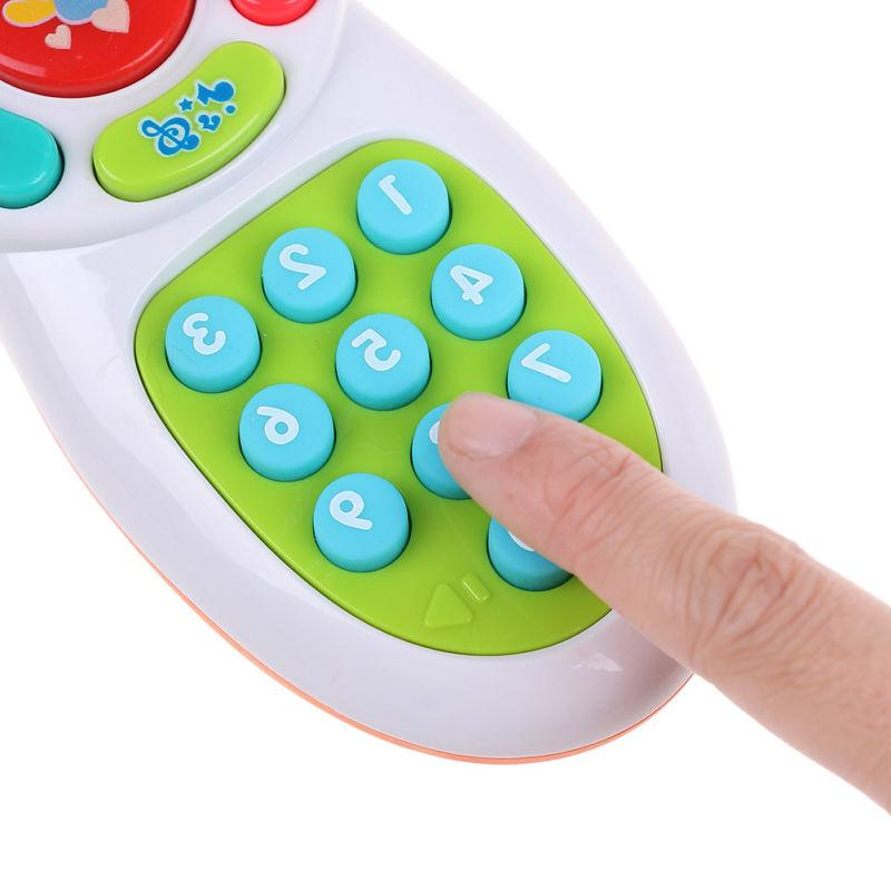Baby mobile phone toys learning toy JF