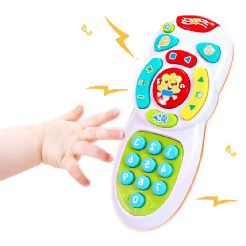 baby toy music mobile phone remote control