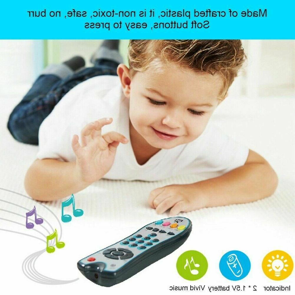 Baby toys music mobile phone tv early learning educational