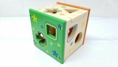 Baby Toys Cube Geometric Shape
