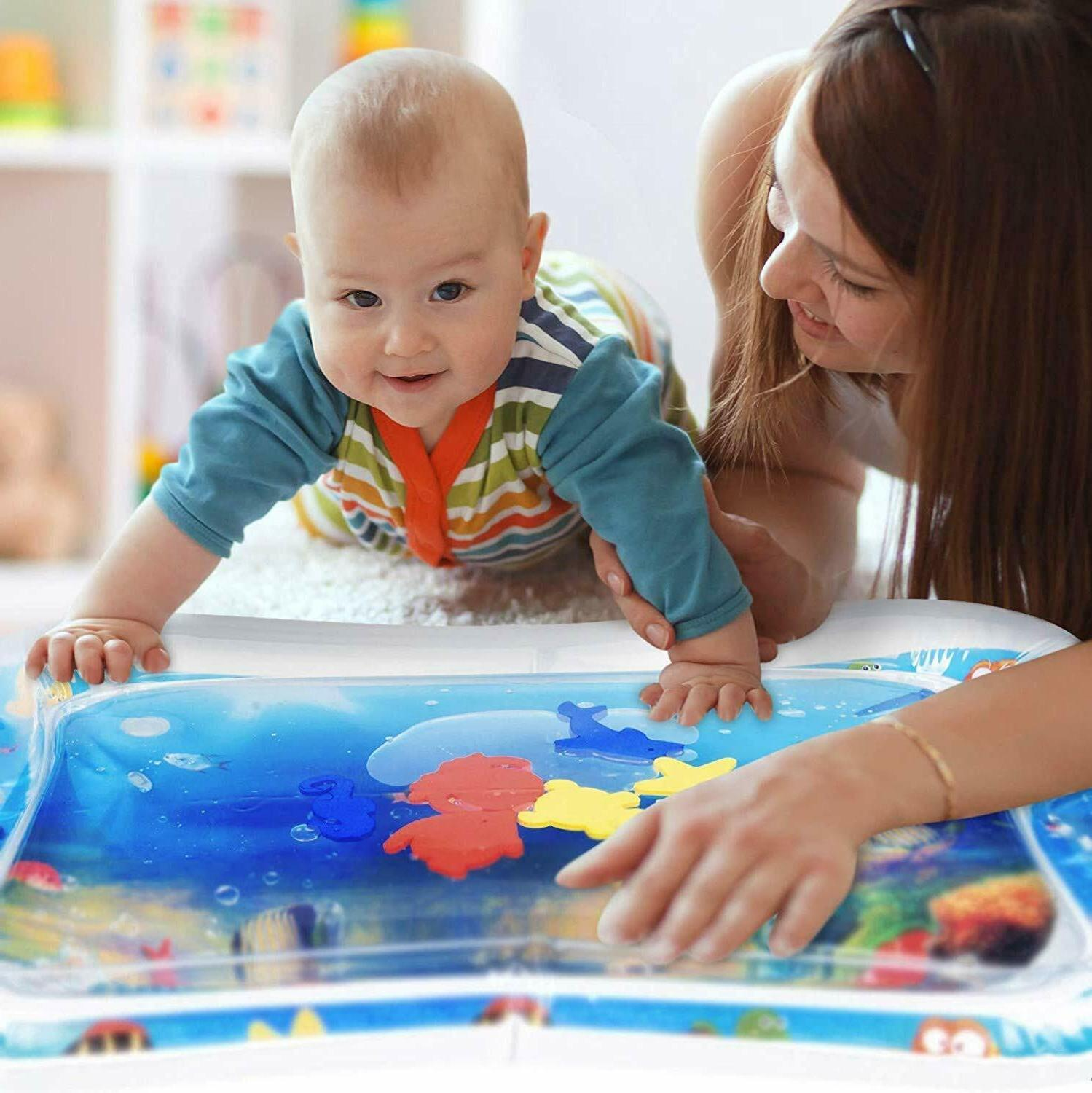 Baby Water Time Play floor Gym
