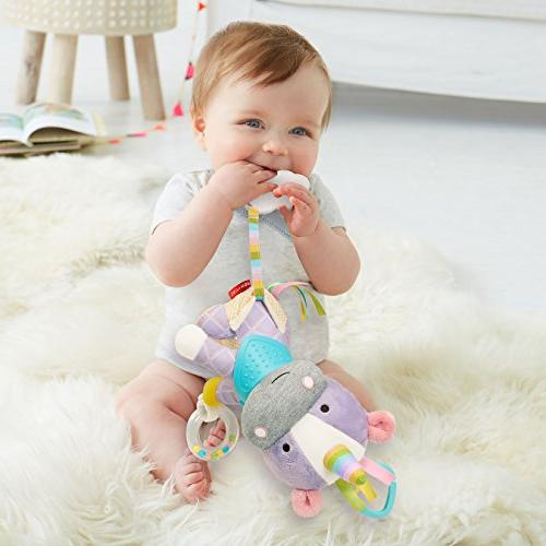 Skip Bandana Baby Activity Toy and Unicorn