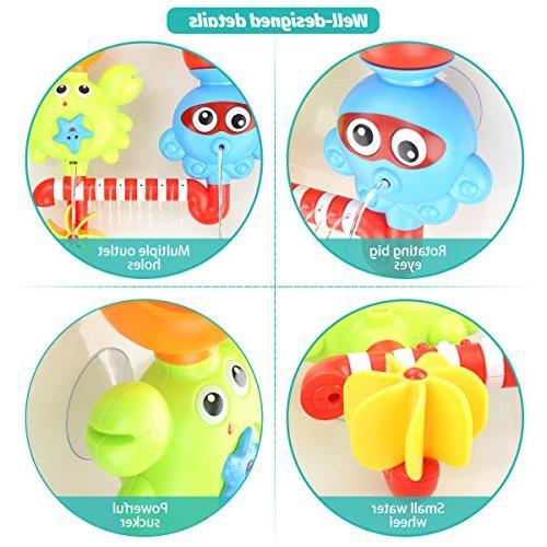 Bath 3 Year Old Girls Bathtub Toys Bath and Spin Waterfall with Bath Toys Bath Toy Ideas