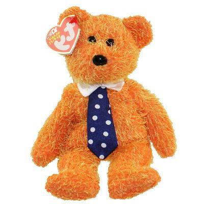TY Beanie Baby - PAPPA the Bear  - MWMTs Stuffed Animal Toy