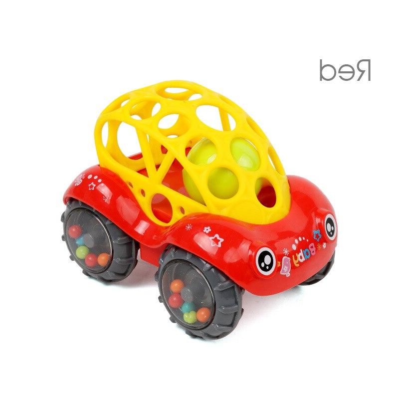 Bearoom Fuuny <font><b>Baby</b></font> <font><b>Toys</b></font> Intelligence Grasping Soft Teether Plastic Educational Gift