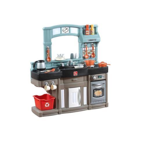 Step2 Best Chef's Kitchen Playset 25-Piece Accessory Kids Ch