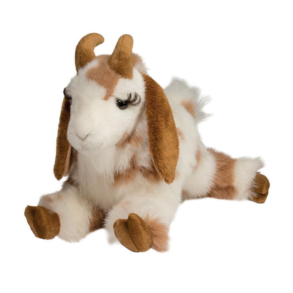 brady large floppy goat 16 stuffed animal