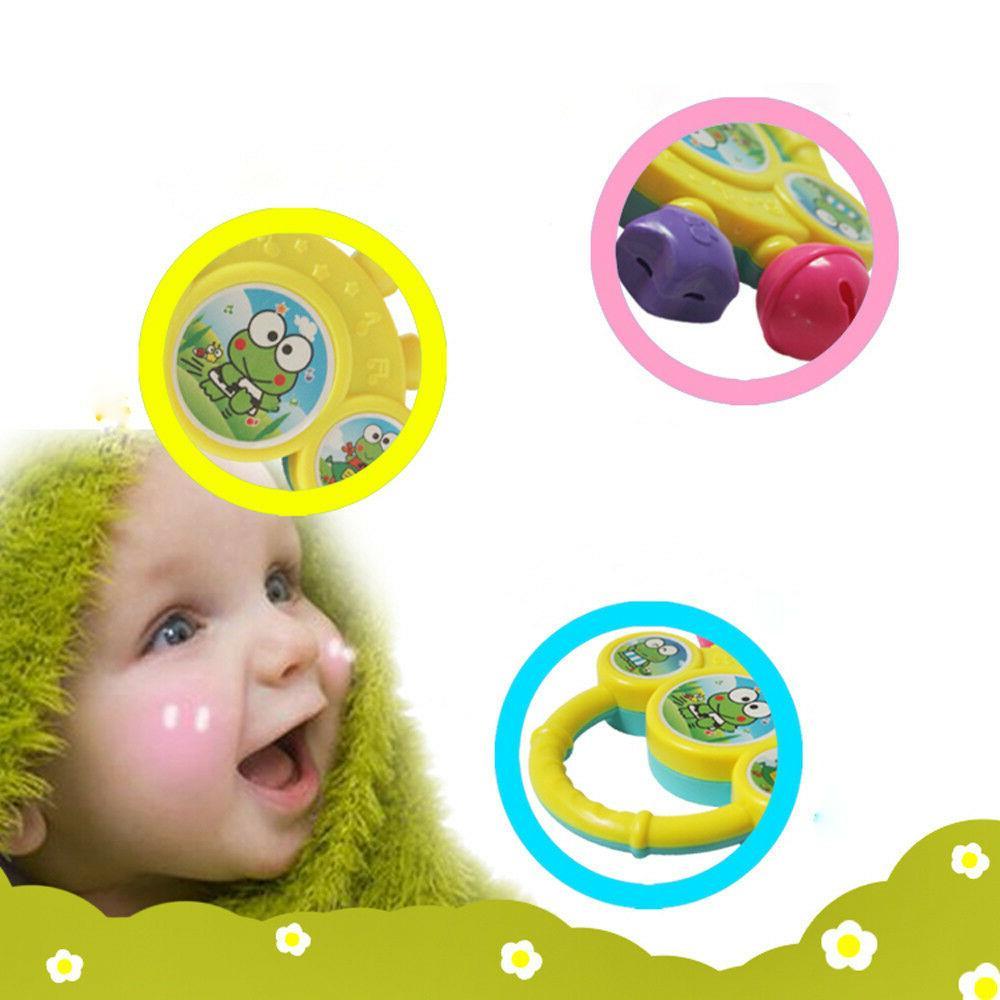 Cartoon Infant Rattles Newborns Toy KIDS