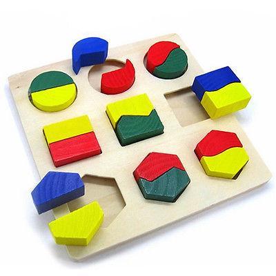 Children Puzzle Classification