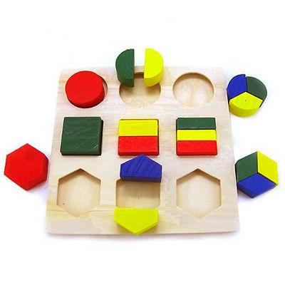 Children Puzzle Classification Learning Toys