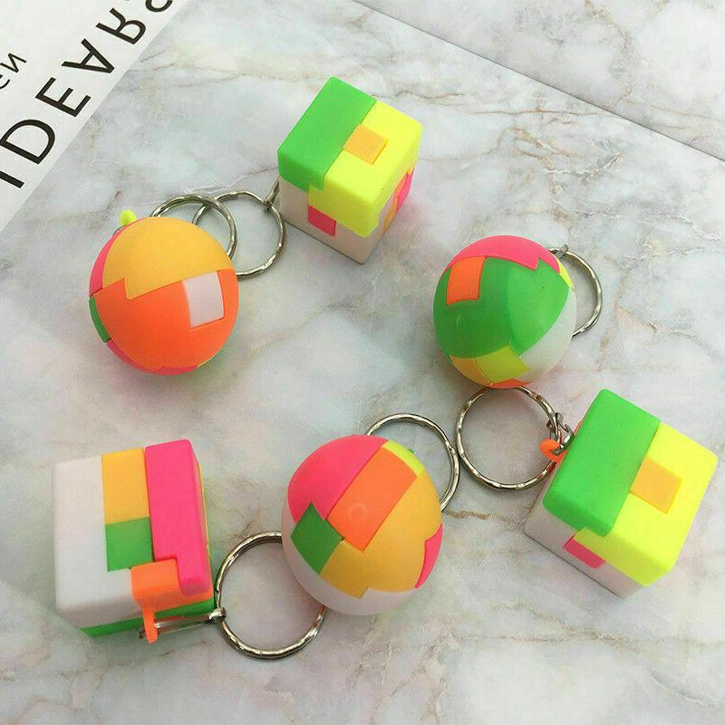 children diy assembly ball toy cube funny