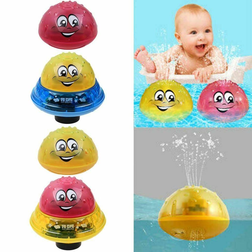 Children Electric Induction Water Spray Toy Baby Toys