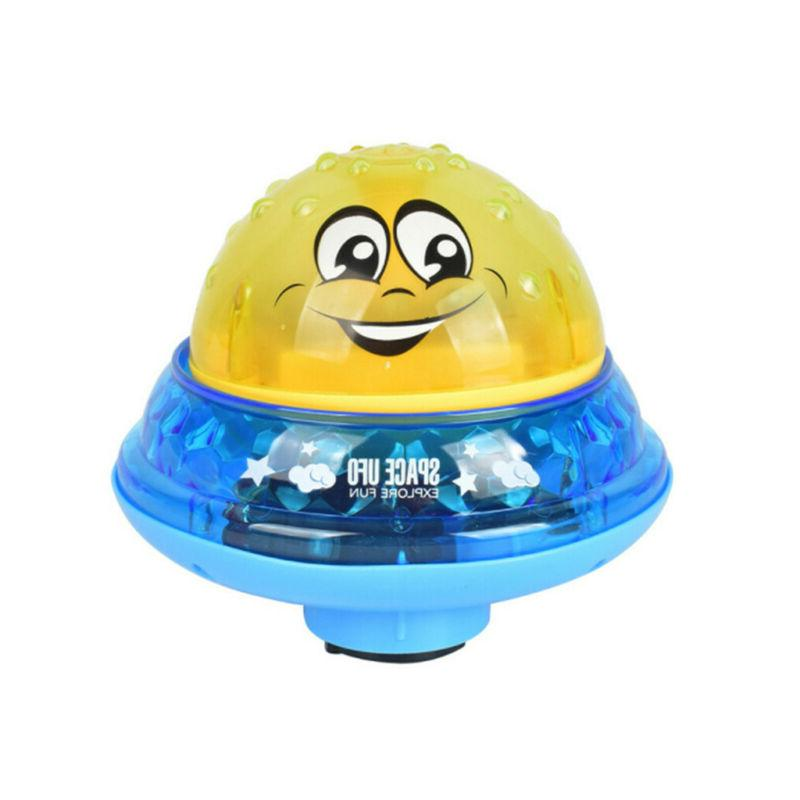 Children Electric Induction Water Baby Play
