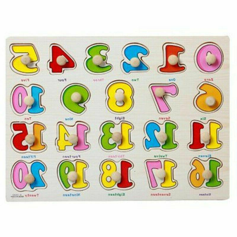 Children Alphabet ABC Numbers 123 learning