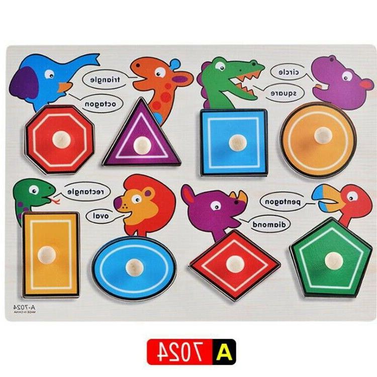 Children Kids ABC Numbers jigsaw