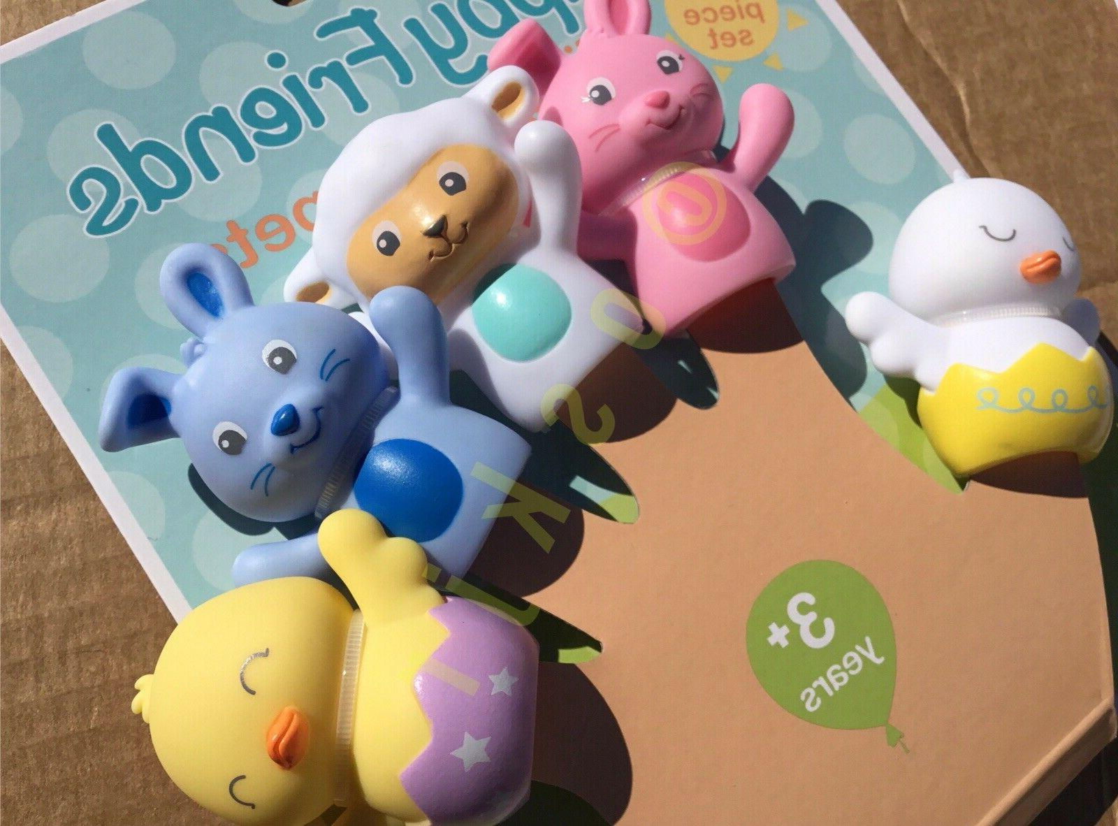 Clearance - Happy 5 Spring Animals Set