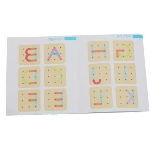 Clever Puzzle Cultivate Educational Alphabet Interest Digital