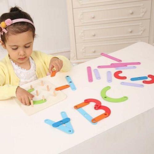 Clever Puzzle Educational Preschool Alphabet Interest Digital