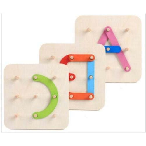 Clever Toys Puzzle Educational Preschool Alphabet Interest Digital