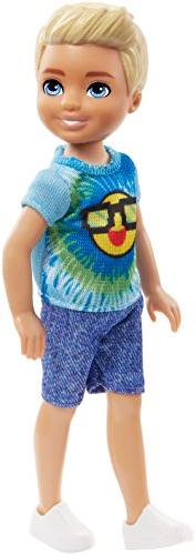 Barbie Club Chelsea Boy Doll, Emoji Tie Die