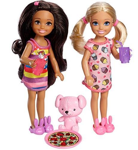 club chelsea slumber party dolls
