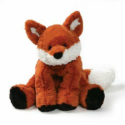 "GUND 4060762 Cozys Collection Fox Stuffed Animal Plush, 8"","