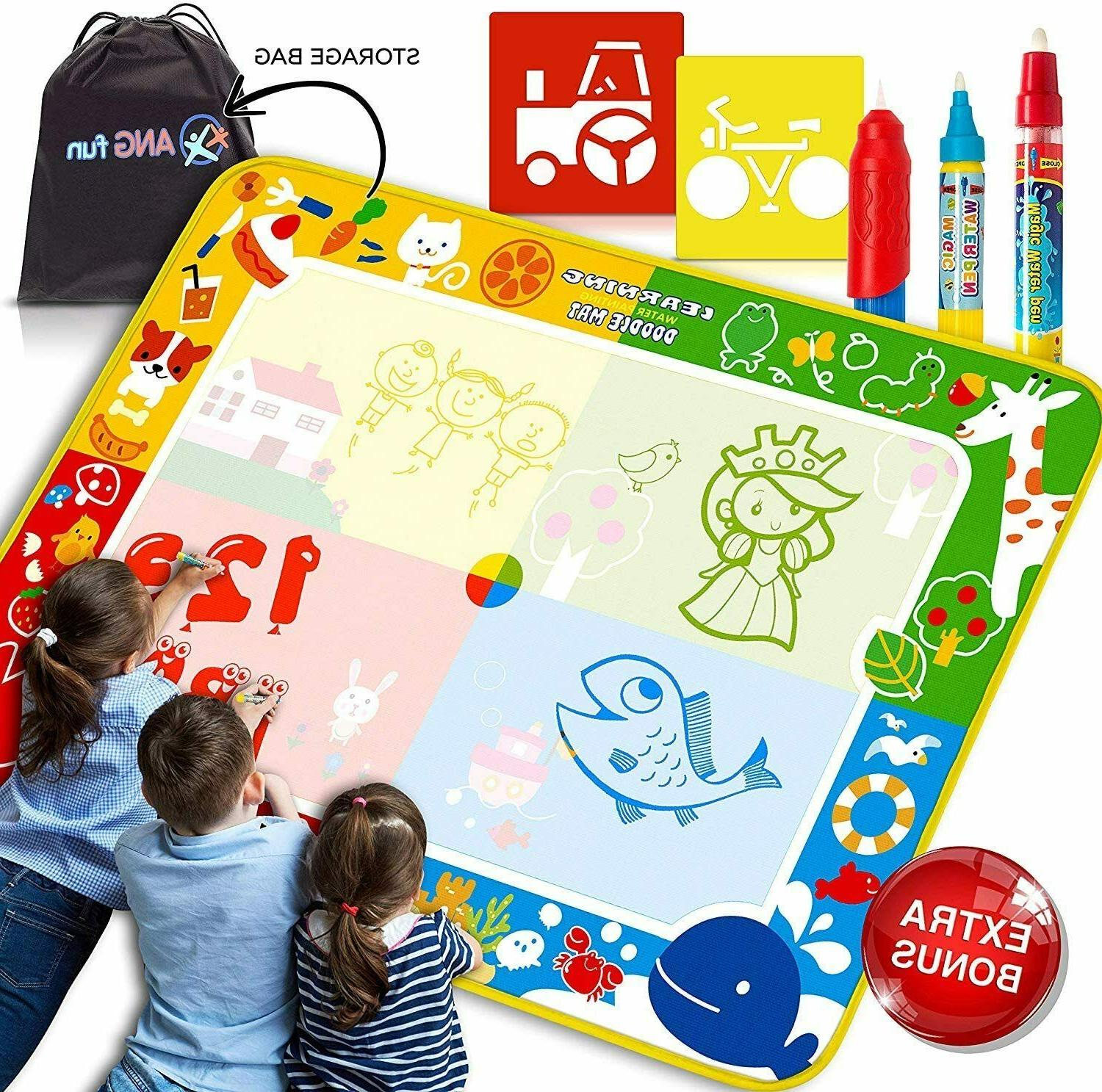 Creative Educational Toys Mat for 3 to Years Old
