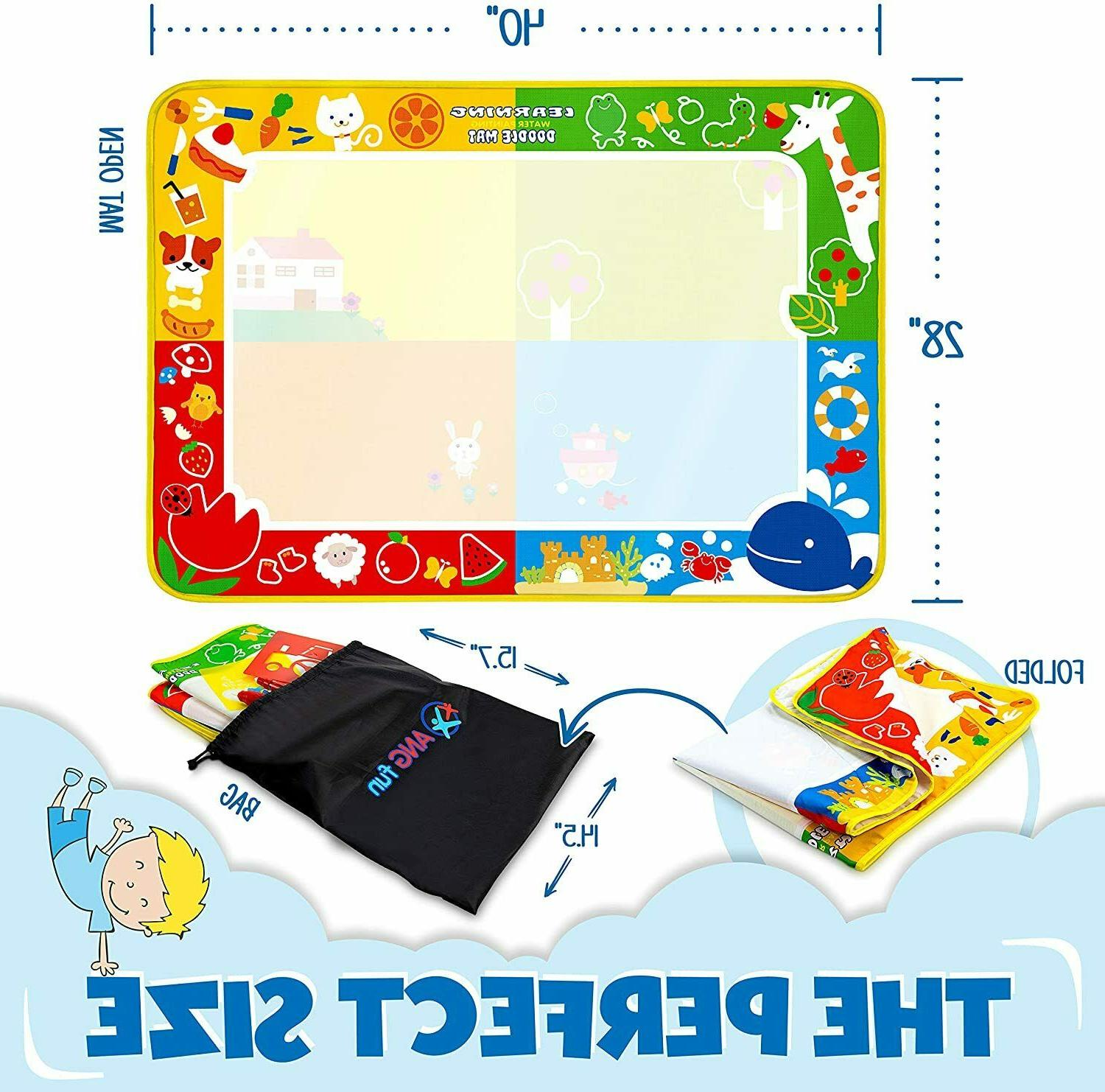 Creative Mat for 3 to 8 Old Boys