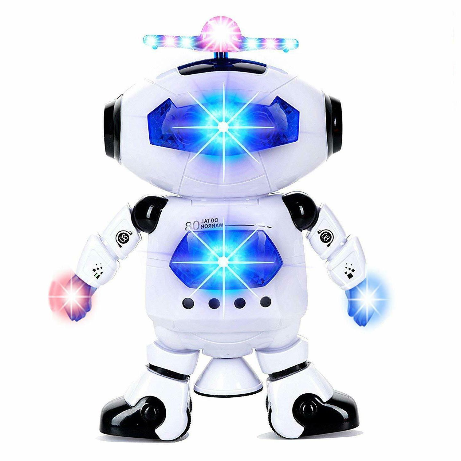 Dancing Toys For Boys Robot Kids Toddler 2 5 9 Year