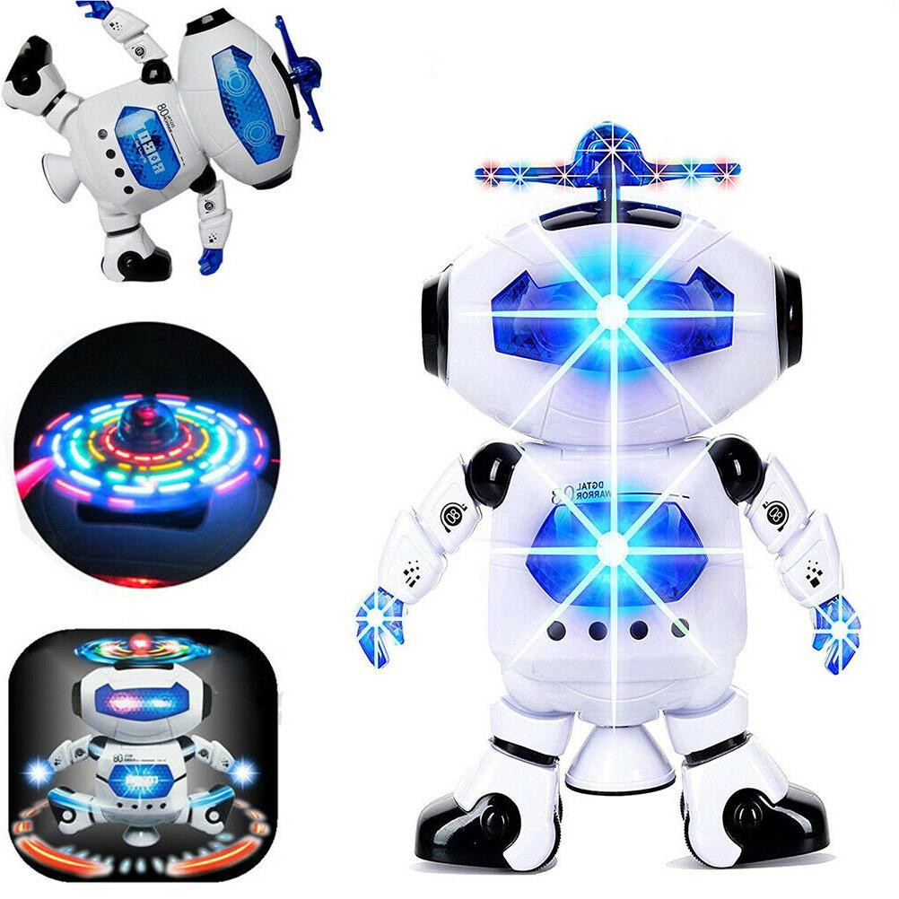 dancing walking toys for boys girls robot