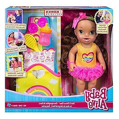 darci dance class doll