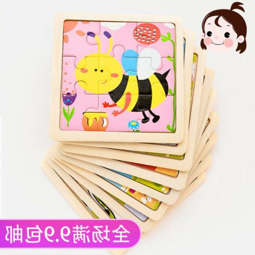 Development Wooden Educational Kids
