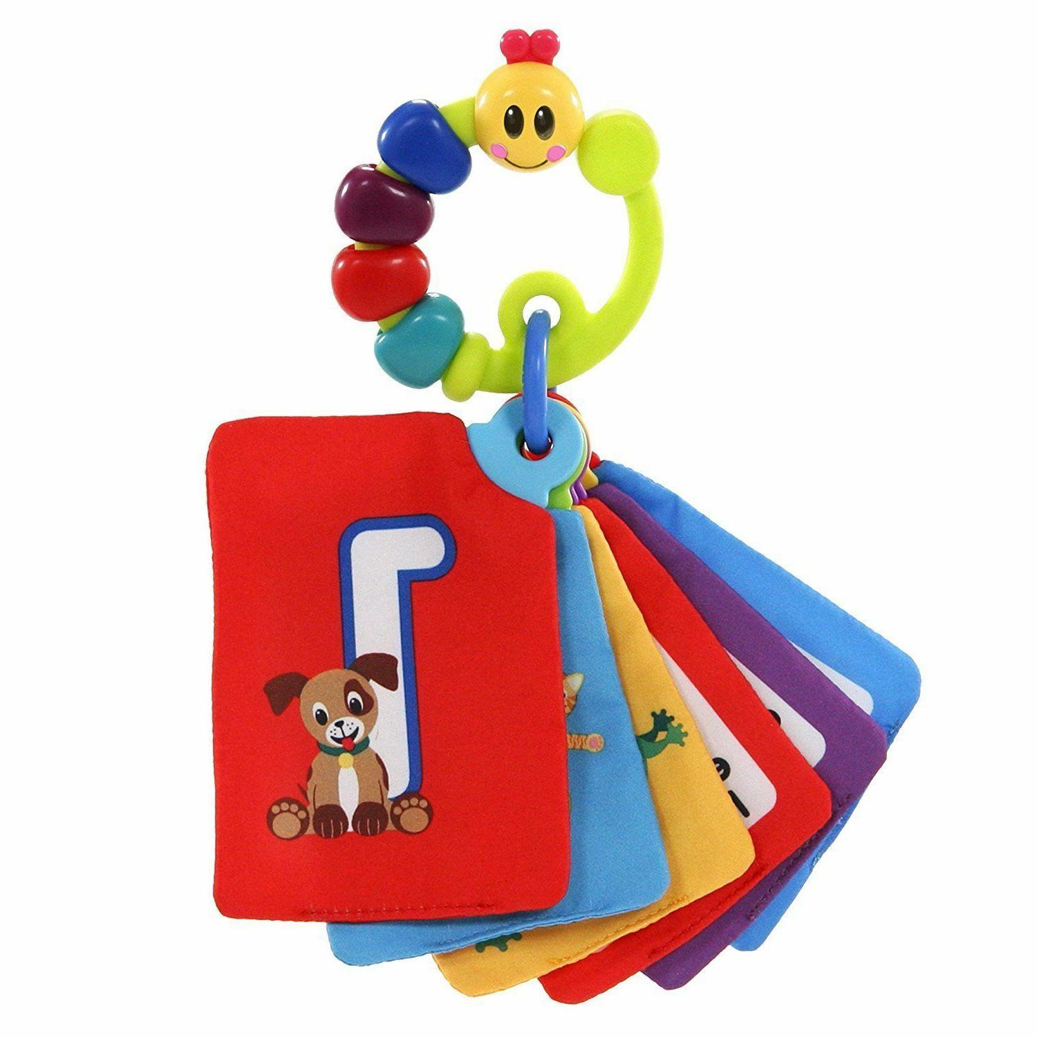 Baby Einstein Discover and Play 4 Toys for Newborns