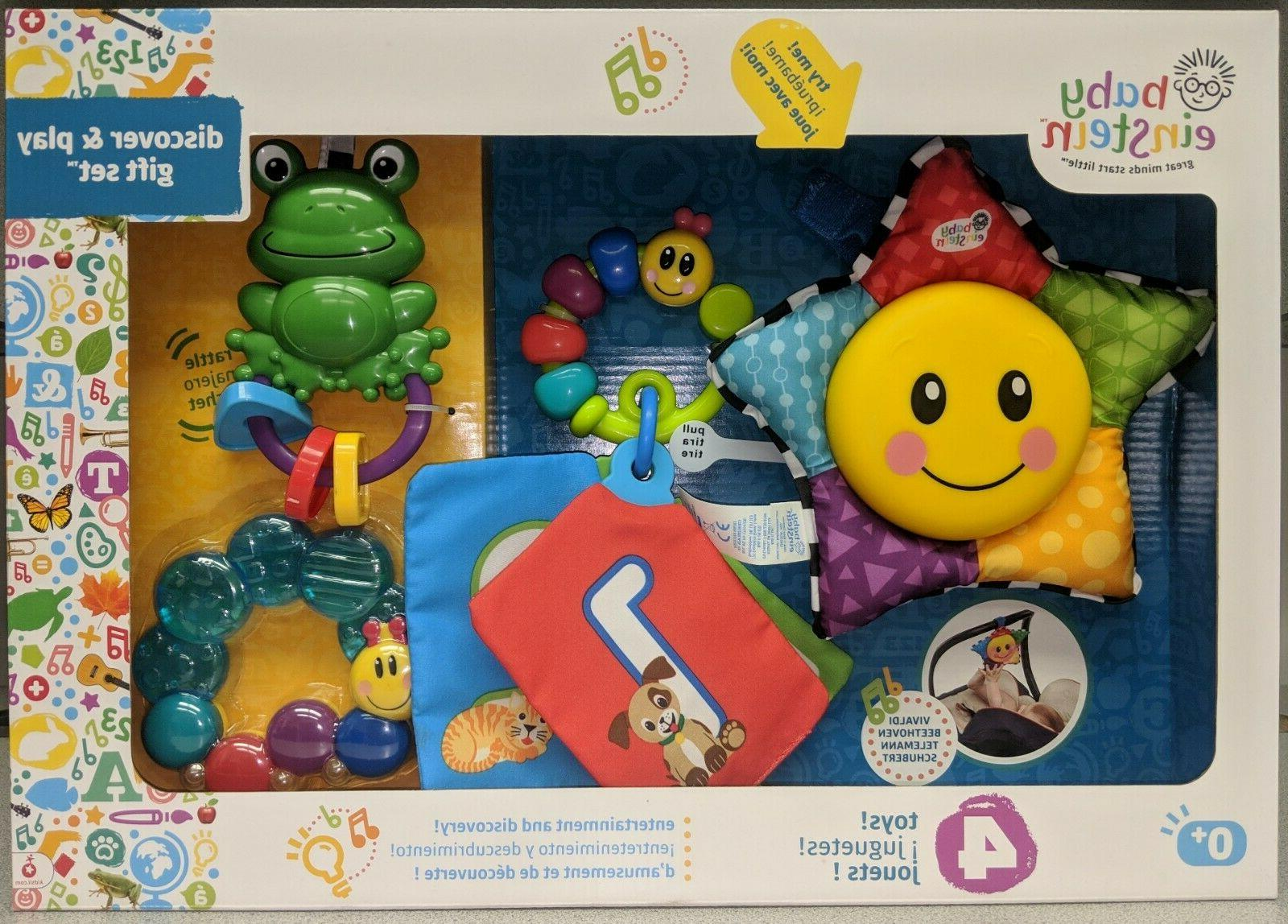 discover and play baby s gift set