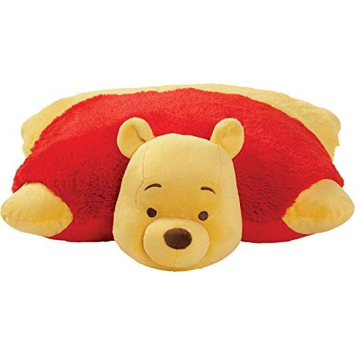 Pillow Disney, Winnie The Stuffed Animal Plush