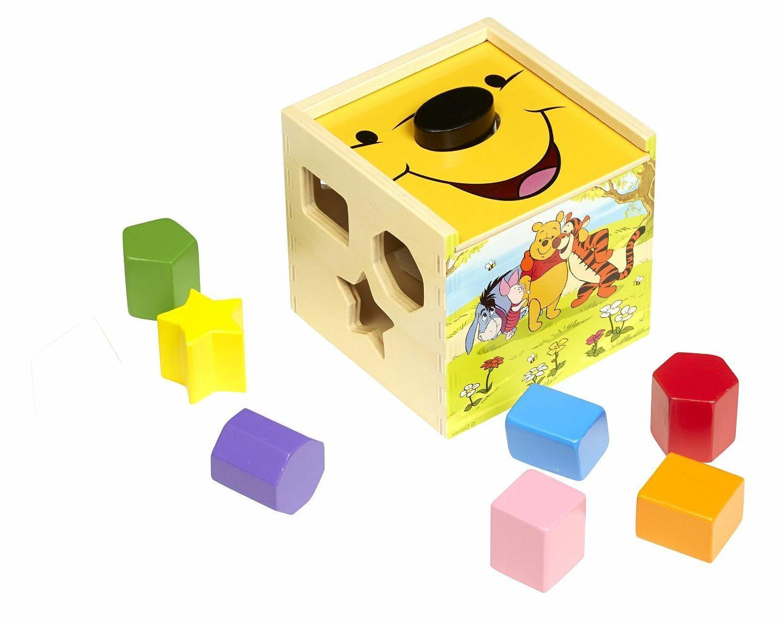 disney winnie pooh wooden shape