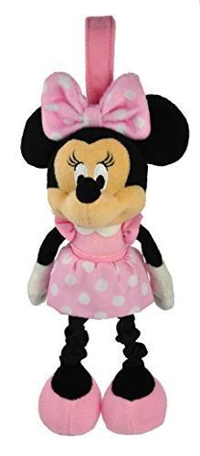 Disney Zippee Plush, Minnie Mouse